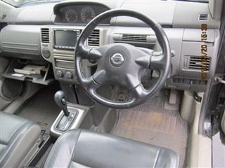 Обшивка пола Nissan X-Trail Новосибирск