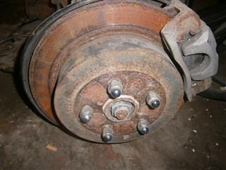 Тормозной диск Subaru Tribeca Новосибирск