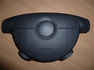 Муляж (накладка) airbag на руль Chevrolet Aveo Новосибирск
