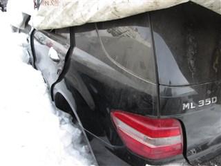 Rear cut Mercedes-Benz ML-Class Новосибирск