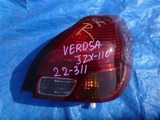 Стоп-сигнал Toyota Verossa Владивосток