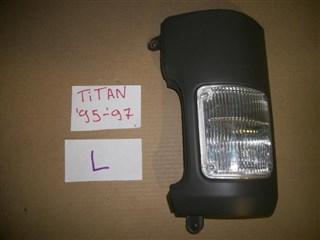 Крыло грузовика Mazda Titan Уссурийск