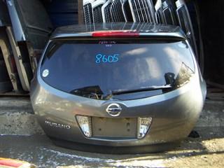 Дверь задняя Nissan Murano Владивосток