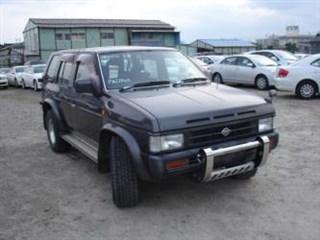 Порог Nissan Terrano Владивосток