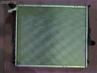 Радиатор основной BMW X3 Владивосток