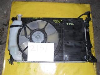 Радиатор основной Mitsubishi Colt Уссурийск