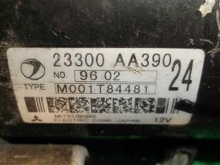 Стартер Subaru Legacy Lancaster Новосибирск
