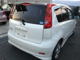 Обвес Nissan Note Владивосток