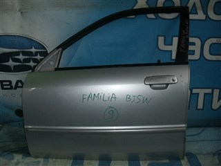Ручка двери внешняя Mazda Familia Wagon Новосибирск