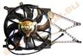 Диффузор радиатора для Chevrolet Astra