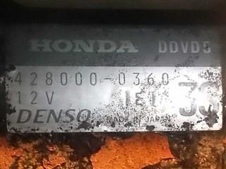 Стартер Honda Mobilio Новосибирск