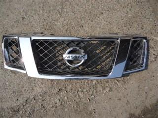 Решетка радиатора Nissan Navara Томск