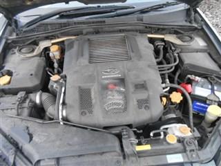 Защита двс пластик Subaru Legacy B4 Владивосток