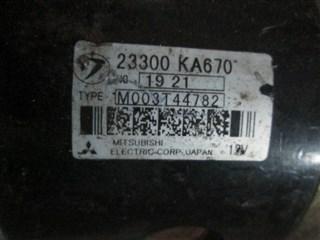 Стартер Subaru Pleo Владивосток