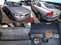 Крышка багажника для Volvo S60