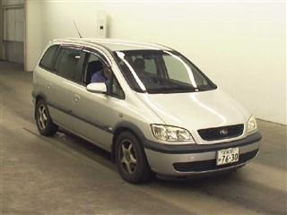Дверь Subaru Traviq Алматы