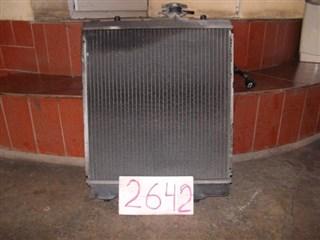 Радиатор основной Suzuki Swift Уссурийск
