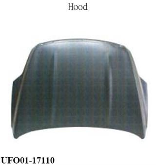Капот Ford Kuga Челябинск