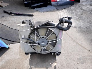 Радиатор основной Toyota Sienta Владивосток