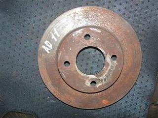 Тормозной диск Nissan AD Wagon Новосибирск