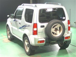 Бензобак Suzuki Jimny Wide Владивосток