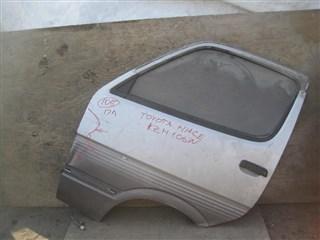 Дверь Toyota Hiace Новосибирск