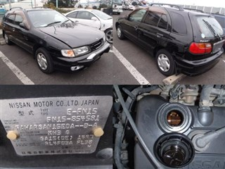 Стоп-сигнал Nissan Pulsar Serie S-RV Новокузнецк