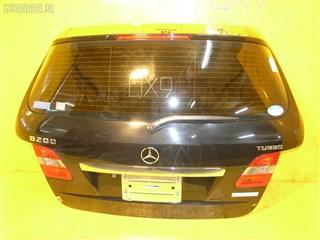 Дверь задняя Mercedes-Benz B-Class Новосибирск