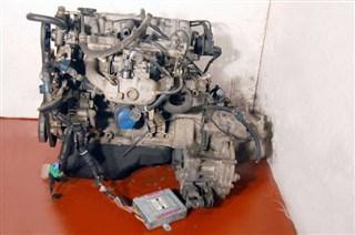 Двигатель Honda Logo Новосибирск