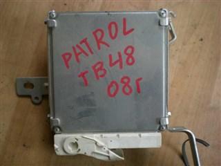 Блок управления efi Nissan Patrol Владивосток