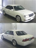 Блок abs для Toyota Crown