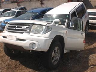 Ремень безопасности Mitsubishi Pajero IO Находка