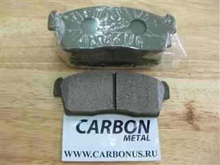 Тормозные колодки Subaru R1 Владивосток