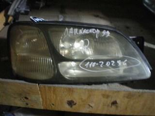 Фара Subaru Lancaster Владивосток