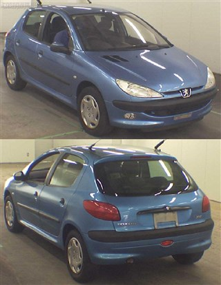 Привод Peugeot 206 Владивосток