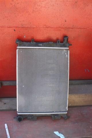 Радиатор основной Hyundai Solaris Бердск