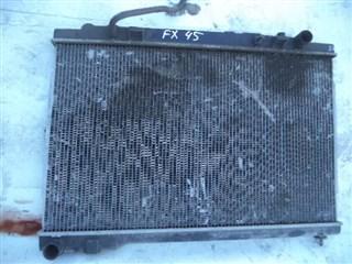 Радиатор основной Infiniti FX45 Новосибирск