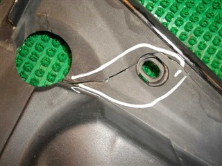 Решетка под лобовое стекло Mazda Millenia Новосибирск