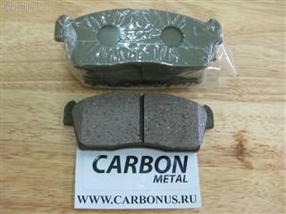 Тормозные колодки Subaru R1 Новосибирск