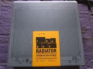 Радиатор основной Ford Courier Владивосток