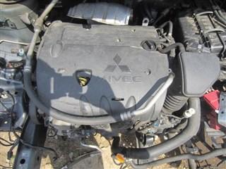 Двигатель Mitsubishi Delica D5 Уссурийск