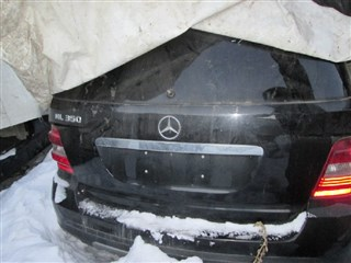 Rear cut Mercedes-Benz ML-Class Новосибирск