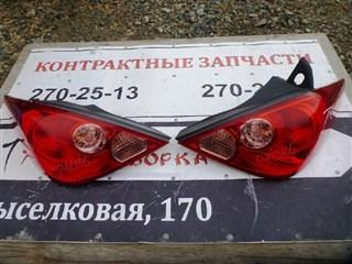 Стоп-сигнал Nissan Tiida Владивосток