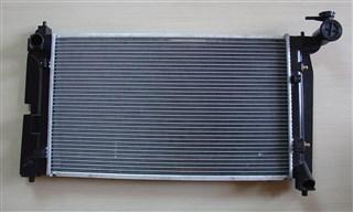 Радиатор основной Toyota Allex Владивосток