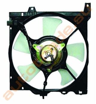 Диффузор радиатора Nissan Almera Улан-Удэ