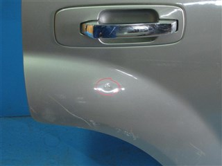 Дверь Nissan X-Trail Новосибирск