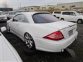 Спойлер для Mercedes-Benz CL-Class