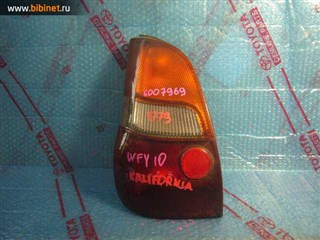 Стоп-сигнал Nissan California Кемерово