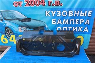 Пол багажника пластик Volkswagen Scirocco Бердск