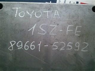 Блок управления efi Toyota Vitz Томск